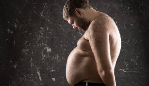 obesità maschile